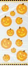 20 Sacchetti VIOLONCELLO ZUCCA Loot Favore Regali Borsa Halloween Dolci Decorazioni Regalo