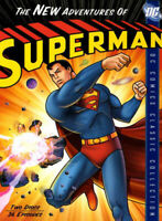 The New Adventures of Superman: The 1966 Animated Series (2 Disc) DVD NEW