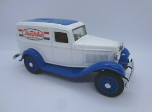 True Value Hardware Stores Diecast Replica 1932 Ford Delivery Van Bank by Ertl