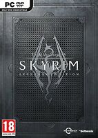 The Elder Scrolls V 5 Skyrim Legendary Edition PC ESPAÑOL NUEVO CASTELLANO