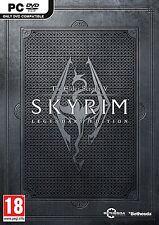 The Elder Scrolls V 5 Skyrim Legendary Edition PC ESPAÑOL NUEVO CASTELLANO