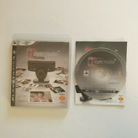 EyeCreate (Sony Playstation 3, 2007) PS3 with manual and free uk postage