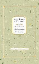 The Book of Myself: A Do-It-Yourself Autobiography in 201 Questions (Hardback or