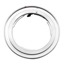 Nikon Lens to Canon EOS Adapter Ring Objektivadapter 7D 5D II 2 3 750D 700D 650D