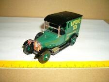 MATCHBOX 1927 Talbot Lipton's Tea