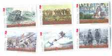 Military, War Great Britain Regional Stamp Issues
