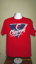 L Adidas Los Angeles Clippers Nba Basketball T-Shirt Official Licensed Product