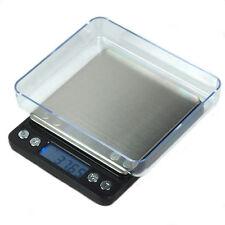 500g x 0.01g Digital Jewelry Precision Scale w/ Piece Counting ACCT-500 .01 g