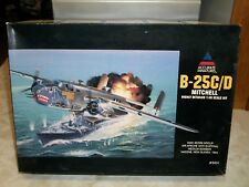 Accurate Miniatures 1/48 B-25C/D Mitchell + G Conversion & Cutting Edge Cowls