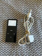 Apple iPod Nano 1st Generation A1137 Black 2Gb - Perfect Condition