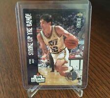 1995 Upper Deck Collector's Choice - John Stockton #392 Players Club Utah Jazz