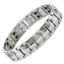 Magnetic Bracelet Therapy Golf Golfer Elbow Balance Energy Strength Pain Relief