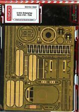 Green Strawberry Models 1/600 U.S.S. ENTERPRISE STAR TREK NCC-1701 (TOS) PE Set