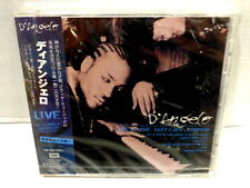 D'ANGELO  -  LIVE AT THE JAZZ CAFE',  LONDON  -  CD MADE IN JAPAN 1996 SIGILLATO