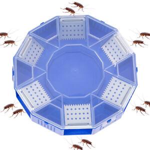 1 Pcs Cockroach Trap Box Non-Toxic Reusable Cockroach Trap Pest Control for Home