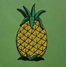 Ecusson Patch thermocollant brodé Ananas