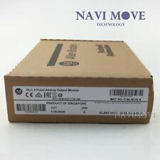 New Factory Sealed Allen-Bradley 1746-NO4I PLC Analog Ouput Module 1746NO4I