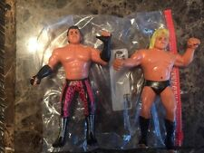 WWF LJN Greg The Hammer Valentine and Brutus the Barber Beefcake The Dream Team