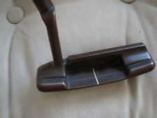 PING ANSER 2 BECU COPPER PUTTER, Patent pending model