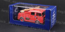 TINTIN TINTIN L'ILE NORIE FIRE F101 BRIGABE DENNIS 1956 1/43 Diecast Model