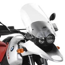 GIVI TRANSPARENTE PANTALLA WINDSHIELD 48,5x36,6cm BMW R 1150 GS 2000-2003 D233S