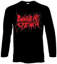 PUNGENT STENCH Logo Longsleeve - S / Small - 160015