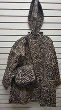 Unbranded Regular Size L Suede Coats & Jackets for Women