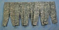 US ARMY ACU DIGITAL Medium Regular Uniform Pants Trousers CAMOUFLAGE Lot 5