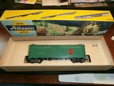 VINTAGE ATHEARN HO SCALE  REEFER CAR-RAILWAY EXPRESS AGENCY-6101