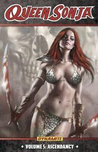 Queen Sonja Vol 5 ASCENDANCY - NEW - Conan Hyborian Age Red Sonja - ALL OUT WAR