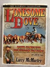 DVD - Lonesome Dove, Both Complete Television Seasons
