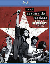 RAGE AGAINST THE MACHINE: LIVE AT FINSBURY PARK (NEW BLU-RAY)