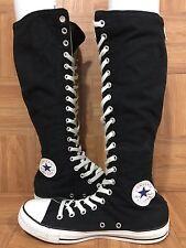 GUC🔥 Converse All Star Sky XX-Hi Top Zip Heel Sneakers Boots 8 Men's 10 Women's