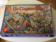 Fantasy Spiel Die Claymore Saga MB SPIELE