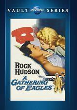 A GATHERING OF EAGLES  (1963 Rock Hudson) - Region Free DVD - Sealed