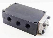 4-way Pilot Valve w/ Pull pin for coats Robo arm valve for 7060AX 7060E  8181995