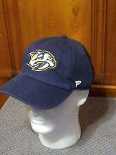 Men's Fanatics Branded Navy Nashville Predators Adjustable Hat