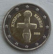 2 Euro Zypern 2008 unz
