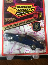 1/43 ROAD CHAMPS CHEVROLET CAPRICE MICHIGAN POLICE CAR BLUE