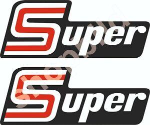 Aufkleber Simson S70 COMFORT Super