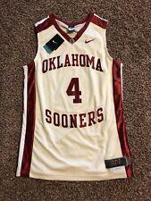 Nike Oklahoma Sooners Twill Jersey Size Medium NWT