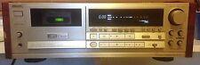 Aiwa XK-S9000 Cassette Deck • 3 Heads • Dolby S & HX Pro • Recently Serviced