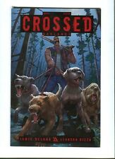 Crossed   Badlands 6 .  Avatar  Press - 2012 - VF
