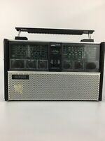 VTG Montgomery Ward Airline Multi-Band Radio 10 Band AC/Battery GEN 1496A *READ