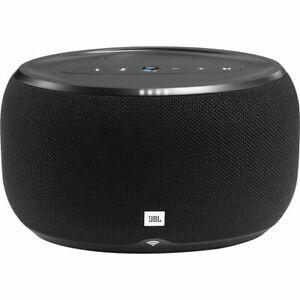 JBL Link 300 Portable Voice-Activated Speaker System - Black - Brand New