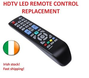 Remote Control Controller Replacement for Samsung HDTV LED Smart TV Universal
