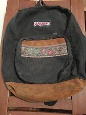 Vintage Vtg Women's Girls Jansport Backpack Book Bag Made In USA