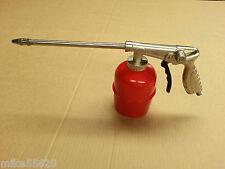 "ADJUSTABLE ENGINE CLEANING SPRAY GUN  With REGULATOR - 1/4"" AIR INLET  BRAND NEW"