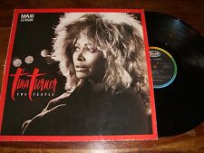 "MAXI 45 TOURS / 12"" MAXI PROMO--TINA TURNER--TWO PEOPLE--1986"