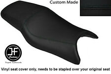 BLACK AUTOMOTIVE VINYL CUSTOM FOR HONDA CBR 600 F 97-98 DUAL SEAT COVER ONLY